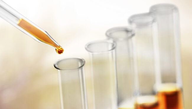 pompa centrifuga nei processi chimici