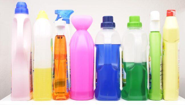 Pompa centrifuga per la produzione di detergenti