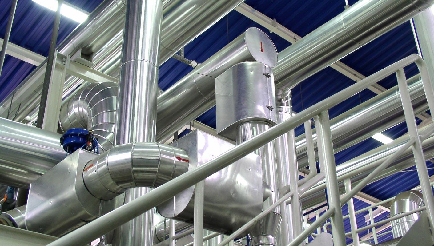 Pompa centrifuga nei processi di termoregolazione