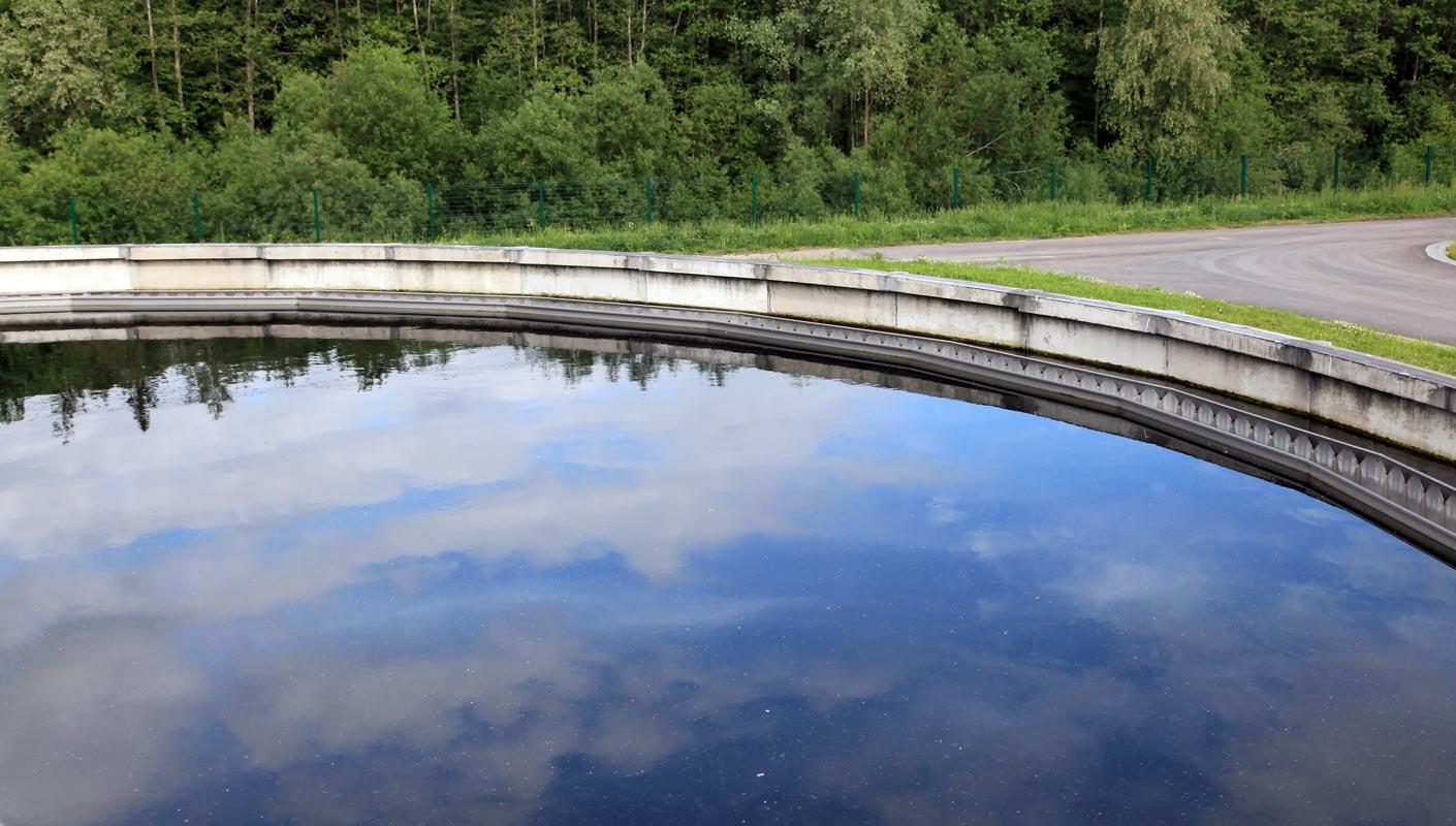 Pompe centrifughe per trattamento acque