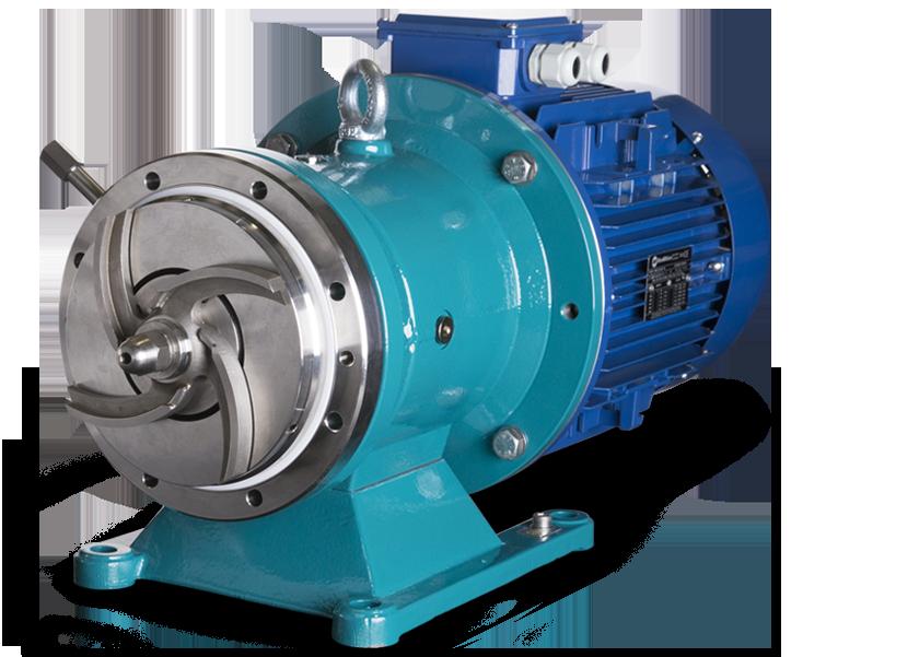 XTS centrifugal pump CDR