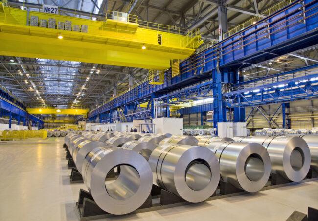 pompe centrifughe nell'industria galvanica