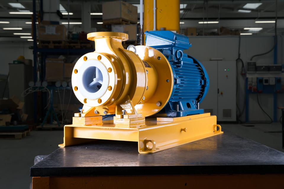 CDR Pompe TCO pompe centrifughe